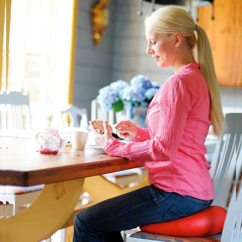 健康坐姿 HEALTHY SITTING